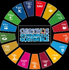 Objetivos de Desarrollo Sostenible. Logo.